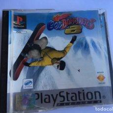 Videojuegos y Consolas: JUEGO COOLBOARDERS 2 - PS1- PLAYSTATION 1 - PSX. Lote 135363602