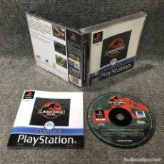 Videojuegos y Consolas: EL MUNDO PERDIDO JURASSIC PARK SONY PLAYSTATION. Lote 135634599