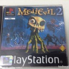 Videojuegos y Consolas: MEDIEVIL 2. Lote 135939038