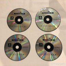 Videojuegos y Consolas: FINAL FANTASY VIII, PS1, PLAYSTATION 1 , DISCOS. Lote 136102272