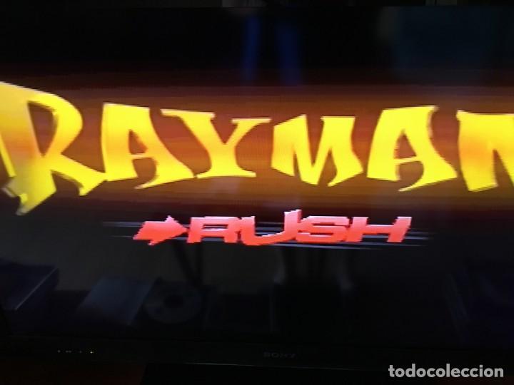 Videojuegos y Consolas: RAYMAN RUSH (JUEGO PS1 - PLAYSTATION 1 - PSX) - Foto 2 - 136168314