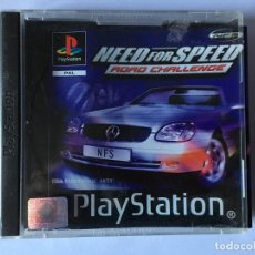 Videojuegos y Consolas: NEED FOR SPEED ROAD CHALLENGE (JUEGO PS1 - PLAYSTATION 1 - PSX). Lote 136168942
