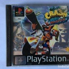 Videojogos e Consolas: CRASH BANDICOOT WARPED (JUEGO PS1 - PLAYSTATION 1 - PSX). Lote 136169070