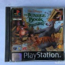 Videojuegos y Consolas: THE JUNGLE BOOK (JUEGO PS1 - PLAYSTATION 1 - PSX). Lote 136169238