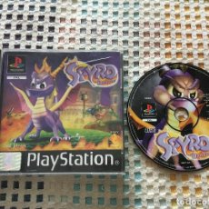 Videojuegos y Consolas: SPYRO THE DRAGON PSX PS1 PLAYSTATION 1 PLAY STATION ONE PS KREATEN. Lote 136514718