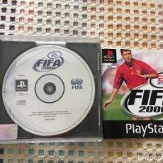 Videojuegos y Consolas: FIFA 2000 PEP GUARDIOLA FF PSX PS1 PLAYSTATION 1 PLAY STATION ONE PS KREATEN. Lote 136516882