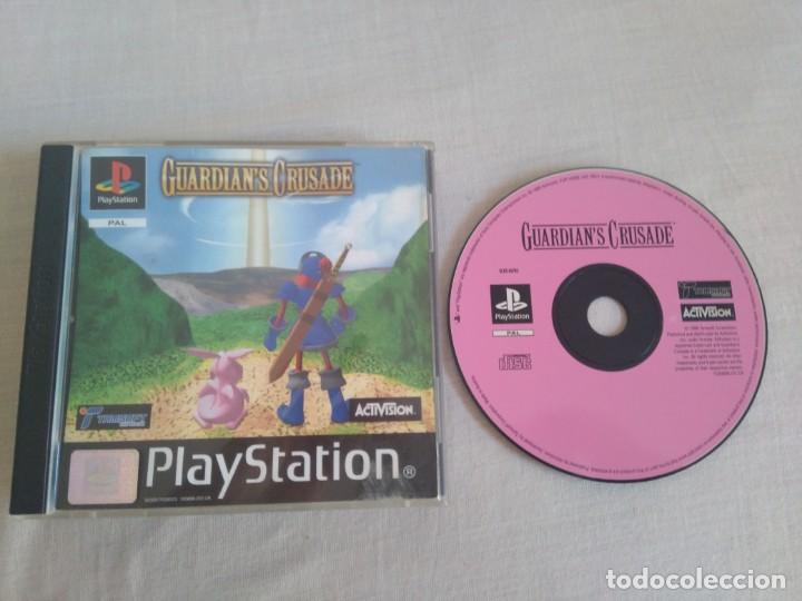 GUARDIAN'S CRUSADE PARA PS1 PS2 Y PS3!!! (Juguetes - Videojuegos y Consolas - Sony - PS1)