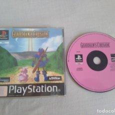 Videojuegos y Consolas: GUARDIAN'S CRUSADE PARA PS1 PS2 Y PS3!!!. Lote 136555850