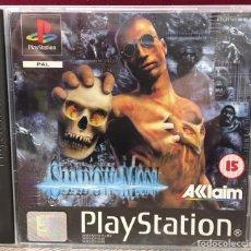 Videojuegos y Consolas: PLAYSTATION 1 SHADOWMAN. Lote 136742488
