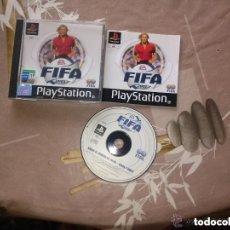 Videojuegos y Consolas: JUEGO PLAYSTATION FIFA 2001. Lote 137262454