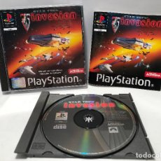 Videojuegos y Consolas: STAR TREK INVASION PLAYSTATION PSX PS1 PSONE. Lote 137501078