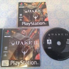 Videojuegos y Consolas: QUAKE II PARA PS1 PS2 Y PS3!!!!. Lote 137625202