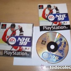 Videojuegos y Consolas: JUEGO PLAYSTATION NHL 99. Lote 137705278