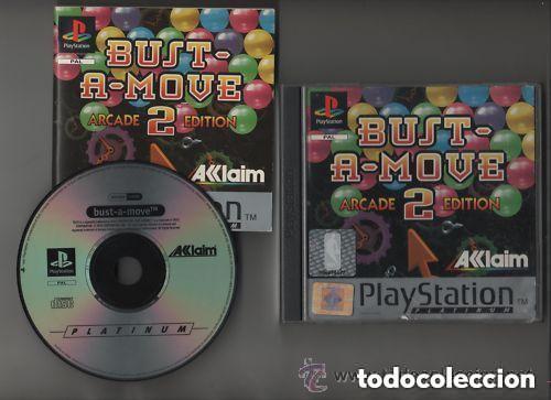 JUEGO PLAYSTATION BUST-A-MOVE 2 (Juguetes - Videojuegos y Consolas - Sony - PS1)