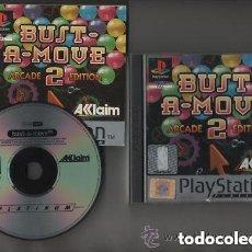 Videojuegos y Consolas: JUEGO PLAYSTATION BUST-A-MOVE 2. Lote 137705594