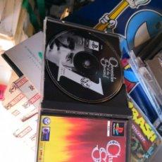 Videojuegos y Consolas: JUEGO DE PLAYSTATION CHRONICLES OF THE SWORD SONY PLAY STATION 1. Lote 137966374