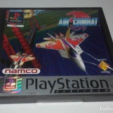 Videojuegos y Consolas: JUEGO AIR COMBAT PLAYSTATION 1 PSONE. Lote 138778422