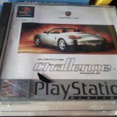 Videojuegos y Consolas: PORSCHE CHALLENGE PLAYSTATION. Lote 138960133