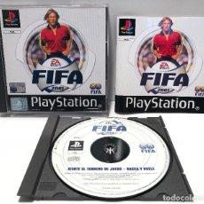 Videojuegos y Consolas: FIFA 2001 PLAYSTATION PSX PS1 PSONE. Lote 139035302
