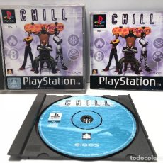 Videojuegos y Consolas: CHILL PLAYSTATION PSX PS1 PSONE. Lote 139036182