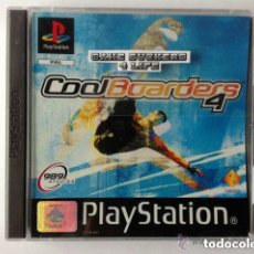 Videojuegos y Consolas: JUEGO PLAYSTATION COOL BOARDERS 4. Lote 139250622