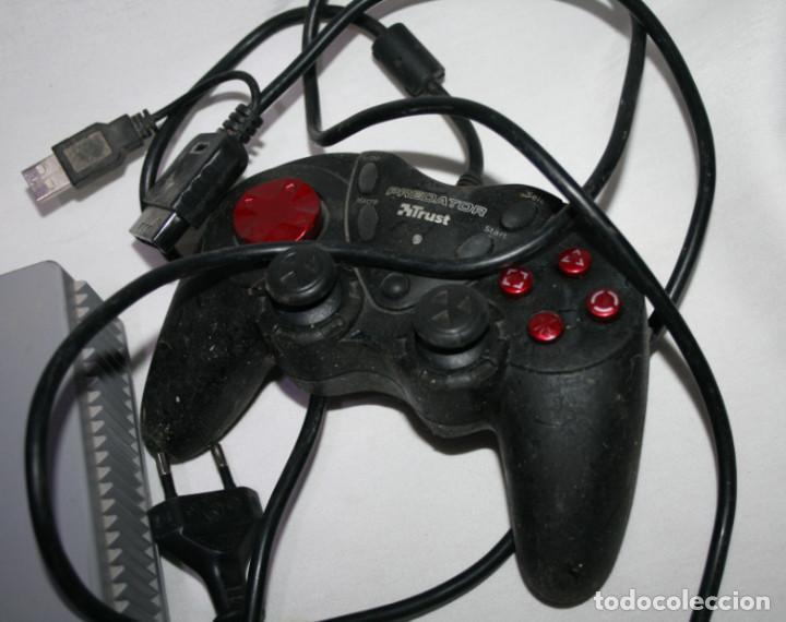 Videojuegos y Consolas: VIDEO CONSOLA PS1 PLAYSTATION 1 + CABLES + MANDO UNIVERSAL PREDATOR TRUST - VER DESCRIPCION - Foto 4 - 139582798