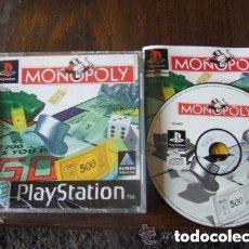 Videojuegos y Consolas: JUEGO PLAYSTATION MONOPOLY. Lote 139812118