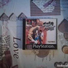 Videojuegos y Consolas: STREET FIGHTER EX2 PLUS PS1-PSX. Lote 139901446