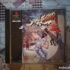 Videojuegos y Consolas: STREET FIGHTER ALPHA PS1-PSX. Lote 139902214