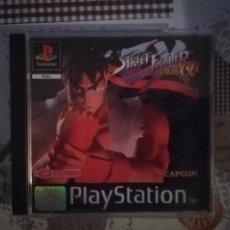 Videojuegos y Consolas: STREET FIGHTER PLUS ALPHA PS1-PSX. Lote 139903502