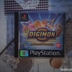 Videojuegos y Consolas: DIGIMON WORLD PS1-PSX. Lote 139903934