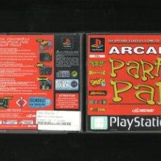 Videojuegos y Consolas: ARCADE PARTY PAK PLAYSTATION PAL EUROPE COMPLETO PSX PS1. Lote 139915822