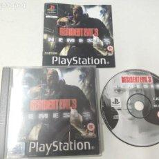 Videojuegos y Consolas: RESIDENT EVIL 3 NEMESIS PARA PS1 PS2 Y PS3!!!. Lote 139949130