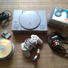 Videojuegos y Consolas: CONSOLO PS1 DE SONY PSNOE ENTRA Y MIRALA!!!. Lote 139952254