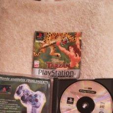 Videojuegos y Consolas: TARZAN PS1. Lote 140034284
