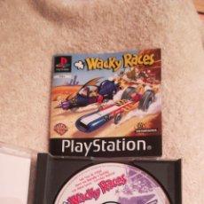 Videojuegos y Consolas: WACKY RACES PS1. Lote 140034745