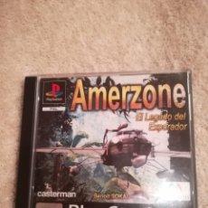 Videojuegos y Consolas: AMERZONE PS1. Lote 140034894