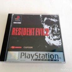Videojuegos y Consolas: RESIDENT EVIL 2 PLATINUM PAL SPA PLAY1 PSX PLAYSTATION. Lote 133297782