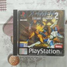 Videojuegos y Consolas: X-MEN 2 MUTANT ACADEMY PS1-PSX. Lote 140881194
