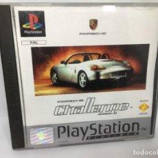 Videojuegos y Consolas: JUEGO PORSCHE CHALLENGE DE PS1 PLAYSTATION 1 . Lote 140937218