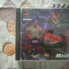 Videojuegos y Consolas: DUNGEONS & DRAGONS, IRON & BLOOD PS1-PSX. Lote 141122574