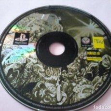Videojuegos y Consolas: DISCWORLD PLAYSTATION PS1 PAL EDICION ESPAÑOLA. Lote 141439690