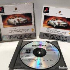 Videojuegos y Consolas: PORSCHE CHALLENGE PLAYSTATION PSX PS1 PSONE. Lote 141525346