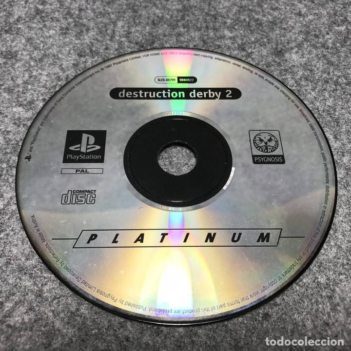 DESTRUCTION DERBY 2 SONY PLAYSTATION (Juguetes - Videojuegos y Consolas - Sony - PS1)