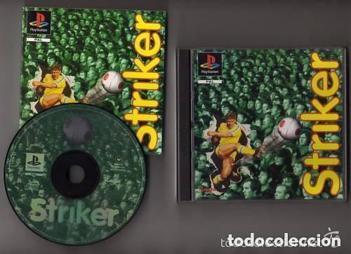 JUEGO PLAYSTATION STRIKER (Juguetes - Videojuegos y Consolas - Sony - PS1)