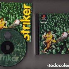 Videojuegos y Consolas: JUEGO PLAYSTATION STRIKER. Lote 142115890