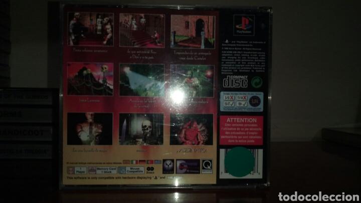 Videojuegos y Consolas: Chronicles if the sword playstation - Foto 2 - 142458497