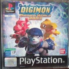 Videojuegos y Consolas - Digimon world 2003 - 142504389