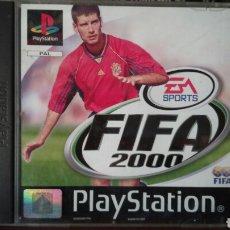 Videojuegos y Consolas: FIFA 2000. Lote 142505036