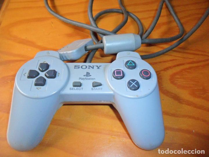 MANDO FUNCIONANDO - PLAYSTATION PSX PS1- (Juguetes - Videojuegos y Consolas - Sony - PS1)
